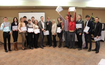 Закрытие второго всероссийского Фестиваля молодежных инноваций «ИнноФест»